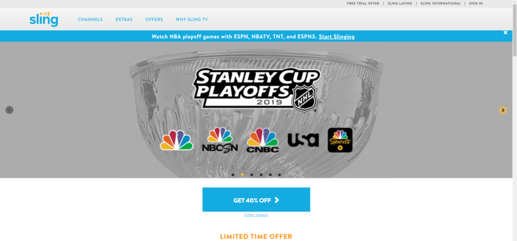 """Sling Television""""width =""""696""""height =""""325""""srcset =""""https://o0o0sm3y25-flywheel.netdna-ssl.com/wp-content/uploads/2019/04/Sling-Television-1024x478.png 1024w,https ://o0o0sm3y25-flywheel.netdna-ssl.com/wp-content/uploads/2019/04/Sling-Television-300x140.png 300w,https://o0o0sm3y25-flywheel.netdna-ssl.com/wp-content/上傳/ 2019/04 / Sling-Television-768x358.png 768w,https://o0o0sm3y25-flywheel.netdna-ssl.com/wp-content/uploads/2019/04/Sling-Television-696x325.png 696w,https: //o0o0sm3y25-flywheel.netdna-ssl.com/wp-content/uploads/2019/04/Sling-Television-1068x498.png 1068w,https://o0o0sm3y25-flywheel.netdna-ssl.com/wp-content/uploads /2019/04/Sling-Television-900x420.png 900w""""sizes =""""(最大寬度:696px)100vw,696px"""