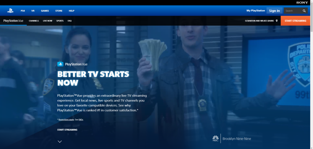 """PlayStation Vue""""width =""""696""""height =""""331""""srcset =""""https://o0o0sm3y25-flywheel.netdna-ssl.com/wp-content/uploads/2019/04/PlayStation-Vue-1024x487.png 1024w,https ://o0o0sm3y25-flywheel.netdna-ssl.com/wp-content/uploads/2019/04/PlayStation-Vue-300x143.png 300w,https://o0o0sm3y25-flywheel.netdna-ssl.com/wp-content/上傳/ 2019/04 / PlayStation-Vue-768x366.png 768w,https://oo0o0sm3y25-flywheel.netdna-ssl.com/wp-content/uploads/2019/04/PlayStation-Vue-696x331.png 696w,https: //o0o0sm3y25-flywheel.netdna-ssl.com/wp-content/uploads/2019/04/PlayStation-Vue-1068x508.png 1068w,https://oo0o0sm3y25-flywheel.netdna-ssl.com/wp-content/uploads /2019/04/PlayStation-Vue-882x420.png 882w""""sizes =""""(最大寬度:696px)100vw,696px"""