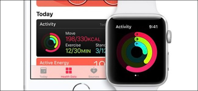 iPhone和Apple Watch Health应用程序