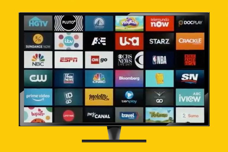 Apple TV App Store中提供的一系列应用程序。