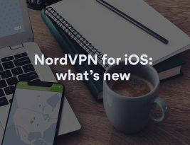 NordVPN for iOS:满足新功能