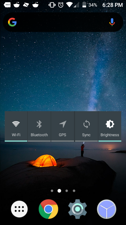 如何使用Power Control Widget Android 1