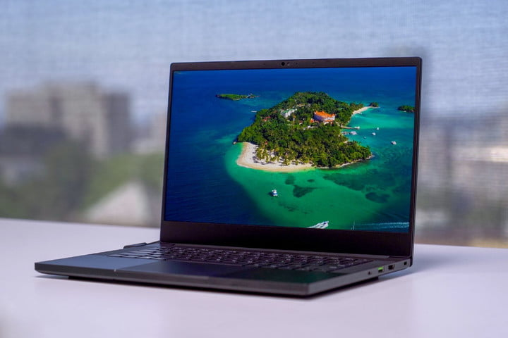 The Razer Blade 14 features great image quality.