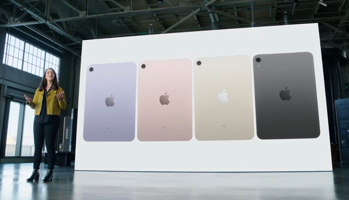 The Lazy Bag for Apple's press conference: iPhone 13, iPad 9, iPad mini 6 and Apple Watch 7 4